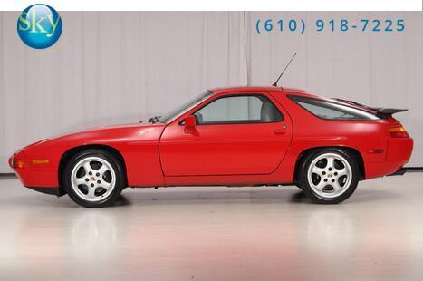 1988 Porsche 928 S4  West Chester PA