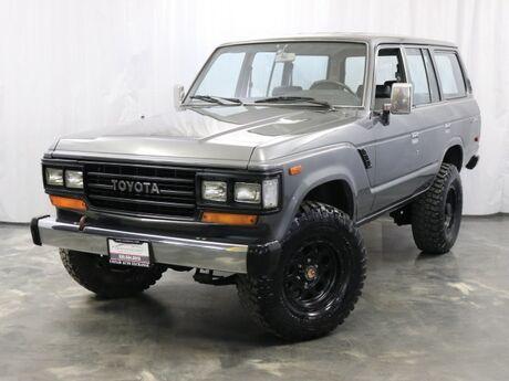 1988 Toyota Land Cruiser  Addison IL