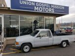 1988 Toyota Pickup (Project) Deluxe Xtracab Long Bed 2WD
