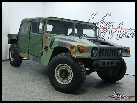 1989 AM GENERAL HUMVEE M998 Villa Park IL