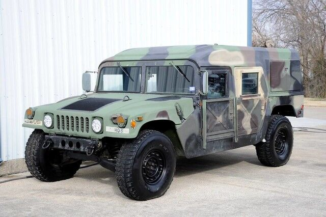 1989 AM General Humvee Wagon Hardtop Street Legal The Colony TX