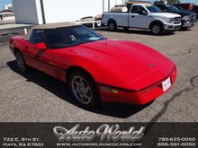 1989_Chevrolet_CORVETTE CONVERTIBLE__ Hays KS