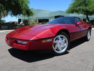 1989_Chevrolet_Corvette_Coupe_ Scottsdale AZ