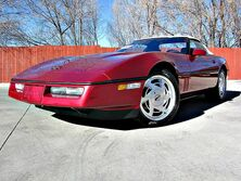 Chevrolet Corvette ZF6-speeds  1989
