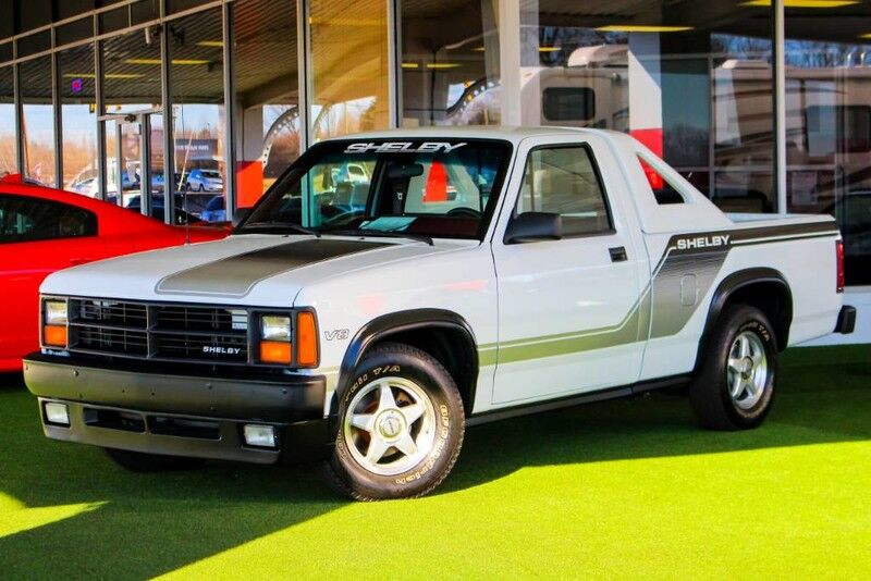1989 Dodge Dakota