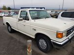 1989 Ford F-150 (Needs Work) S Reg. Cab Short Bed 2WD