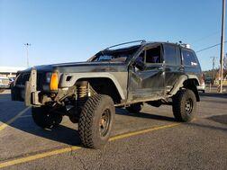1989_Jeep_Cherokee (Project/Parts)_Pioneer 4-Door 4WD_ Spokane Valley WA