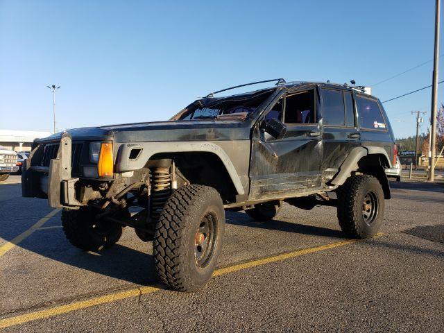 1989 Jeep Cherokee (Project/Parts) Pioneer 4-Door 4WD Spokane Valley WA