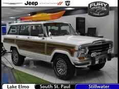 1989 Jeep Grand Wagoneer 4dr Wagon 4WD