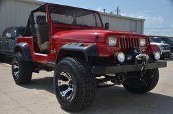 Jeep Wrangler S 1989