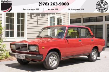 1989_Lada_VAZ 2107_1500 L_ Boxborough MA