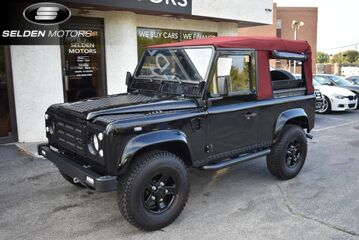 1989_Land Rover_Defender 90__ Conshohocken PA