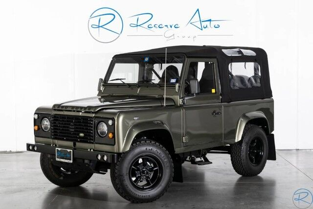 1989 Land Rover Defender 90 2-Door Soft-Top A/C Heater  The Colony TX