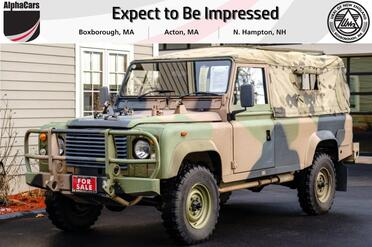 1989_Land Rover_Defender_Perentie 110 4x4_ Boxborough MA