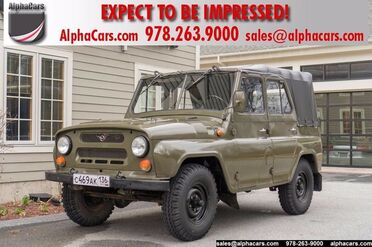 1989_UAZ_469_Military 7-Passenger_ Boxborough MA