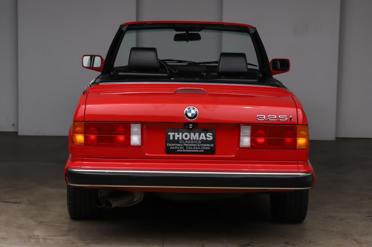 1990 BMW 3 Series 325iC Akron OH