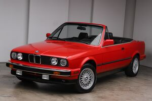 1990_BMW_3 Series_325iC_ Akron OH