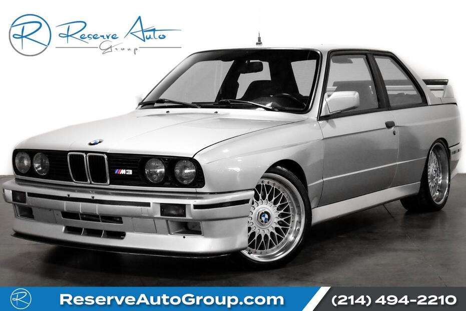 1990_BMW_3 Series_M3_ The Colony TX