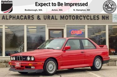 1990_BMW_M3_Manual Coupe_ Boxborough MA