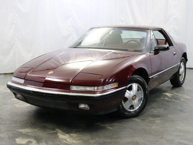 1990 Buick Reatta Coupe Low Miles Addison IL