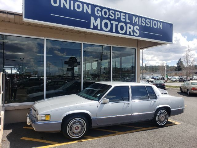 1990 Cadillac Deville Sedan Spokane Valley WA