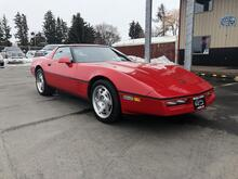 1990_Chevrolet_Corvette__ Spokane WA