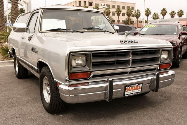 1990 Dodge Ramcharger Las Vegas NV