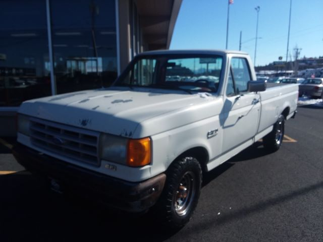 1990 Ford F-150 Reg. Cab Long Bed 2WD Spokane Valley WA