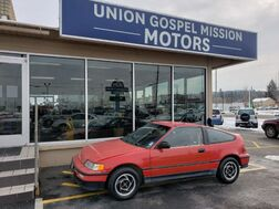 1990_Honda_Civic_CRX HF_ Spokane Valley WA