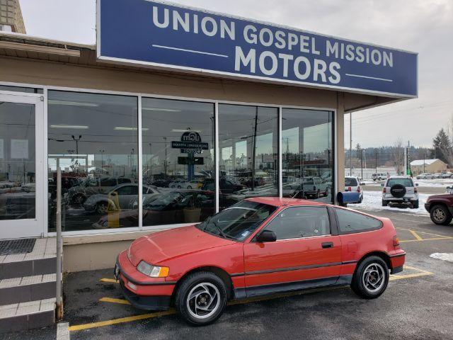 1990 Honda Civic CRX HF Spokane Valley WA