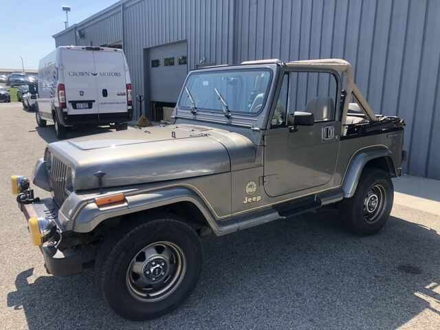 1990 Jeep Wrangler Sahara Holland MI
