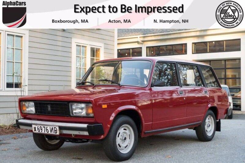 1990 Lada VAZ 2104 1300 Combi Boxborough MA