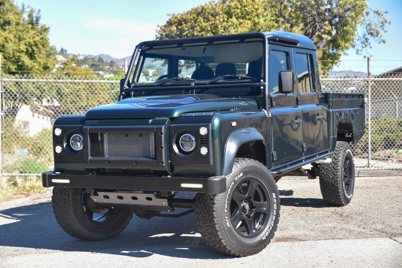 1990 Land Rover Defender Santa Barbara CA