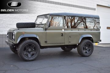 1990_Land Rover_Defender_110_ Willow Grove PA