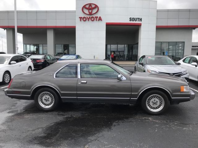 1990 Lincoln Mark VII 2dr Coupe LSC Lexington KY