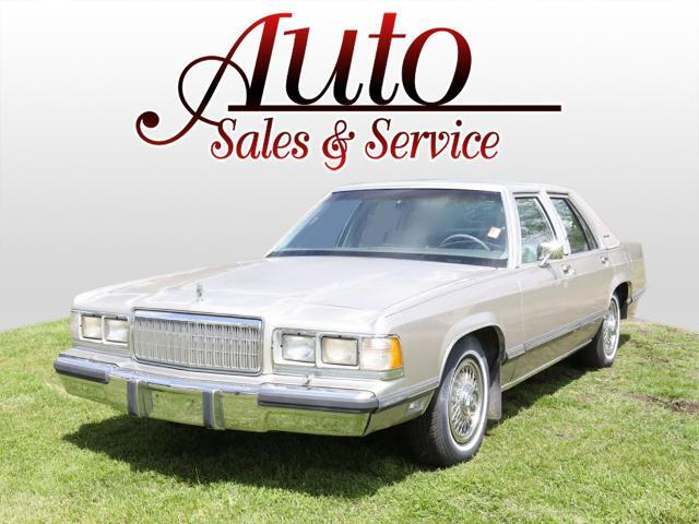 1990 Mercury Grand Marquis LS Indianapolis IN
