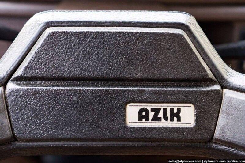 1990 Moskvitch AZLK 2141 Aleko Boxborough MA
