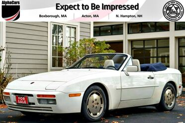 1990_Porsche_944_S2 Cabriolet 5-Speed_ Boxborough MA