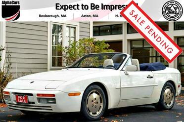 1990_Porsche_944_S2 Cabriolet 5-Speed_ Boxborough MA