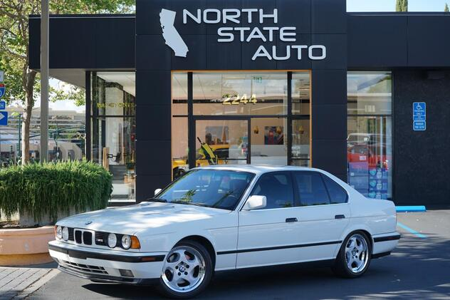 1991_BMW_5 Series_M5_ Walnut Creek CA