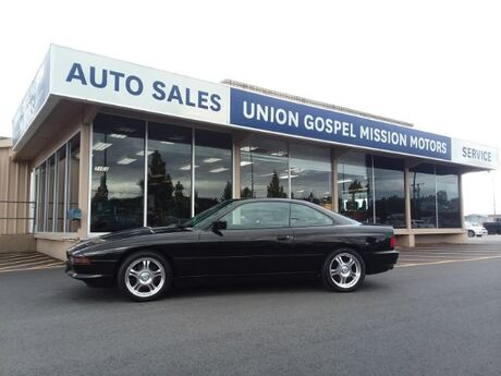 1991 BMW 8-Series 850i Spokane Valley WA