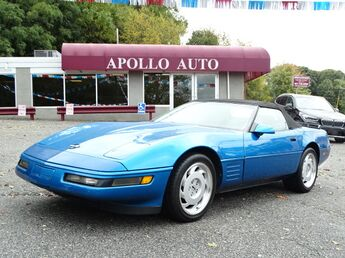 1991_Chevrolet_Corvette__ Cumberland RI