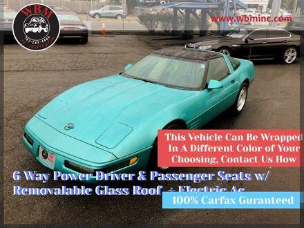 1991_Chevrolet_Corvette_Coupe_ Arlington VA