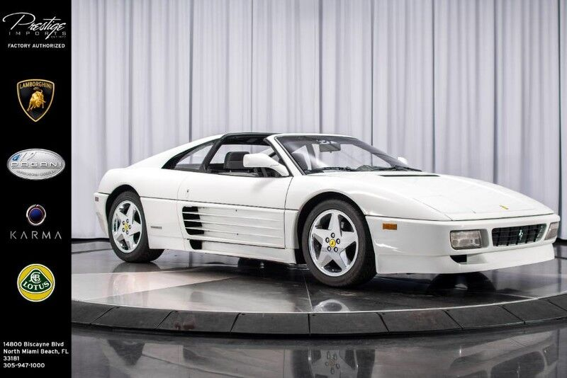 1991_Ferrari_348 TS__ North Miami Beach FL