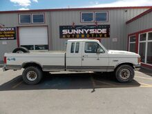 1991_Ford_F-250_HD SuperCab 4WD_ Idaho Falls ID