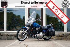 1991 Harley-Davidson FXLR Low Rider Custom