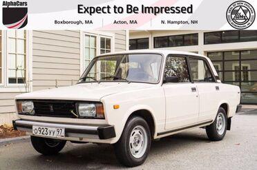 1991_Lada_VAZ 21051_1200 S_ Boxborough MA