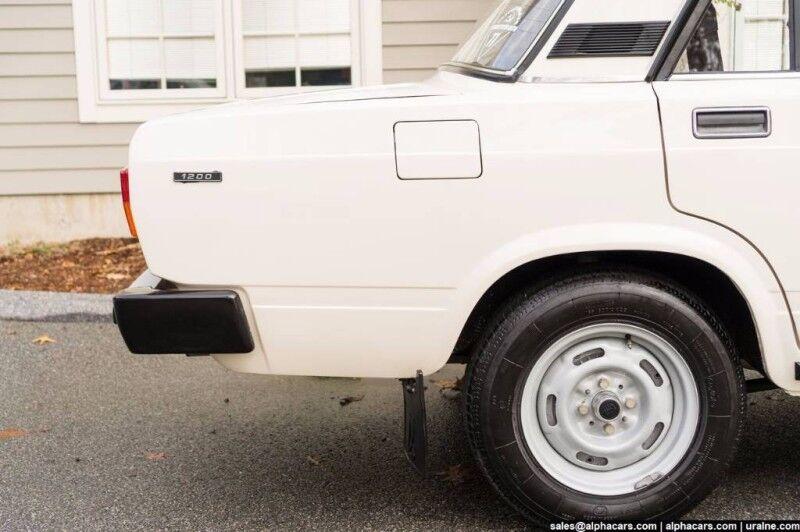 1991 Lada VAZ 21051 1200 S Boxborough MA