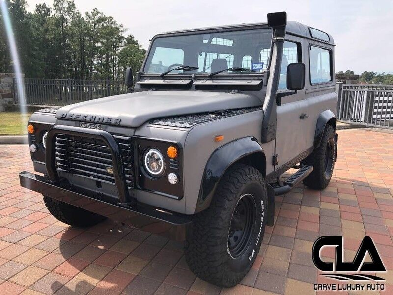 1991 Land Rover Defender 90  The Woodlands TX