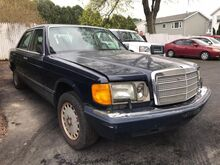 1991_Mercedes-Benz_300 Series_300SE_ Whitehall PA